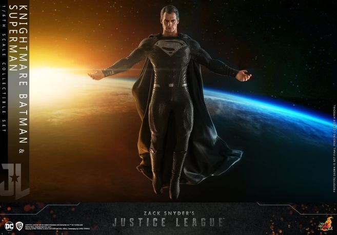 Hot Toys - Zack Snyders Justice League - Two-Pack - 21