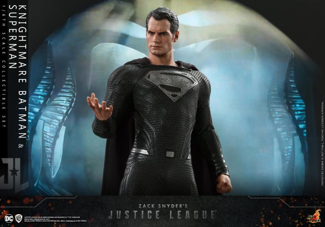 Hot Toys - Zack Snyders Justice League - Two-Pack - 24