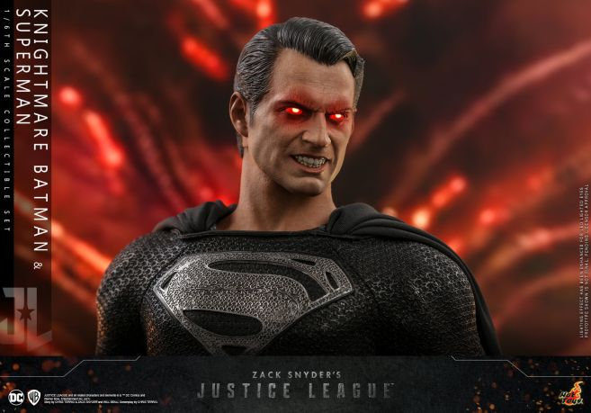 Hot Toys - Zack Snyders Justice League - Two-Pack - 31