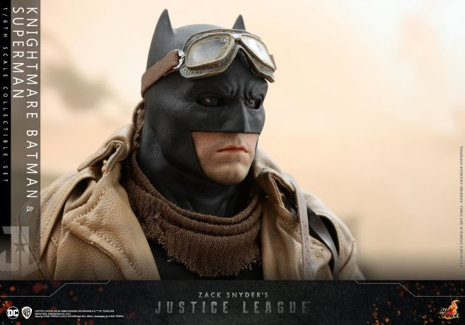Hot Toys - Zack Snyders Justice League - Two-Pack - 33