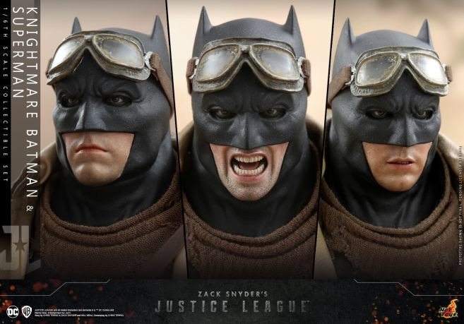 Hot Toys - Zack Snyders Justice League - Two-Pack - 34