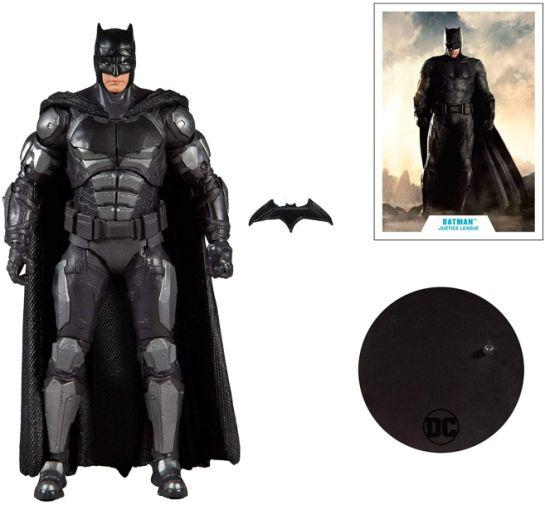 McFarlane Toys - DC Multiverse - Zack Snyders Justice League - Batman - 06