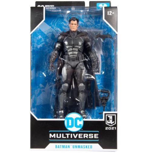 McFarlane Toys - DC Multiverse - Zack Snyders Justice League - Batman - Unmasked - 08