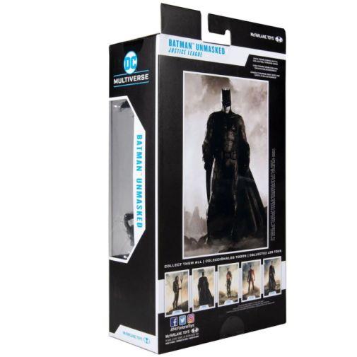 McFarlane Toys - DC Multiverse - Zack Snyders Justice League - Batman - Unmasked - 10