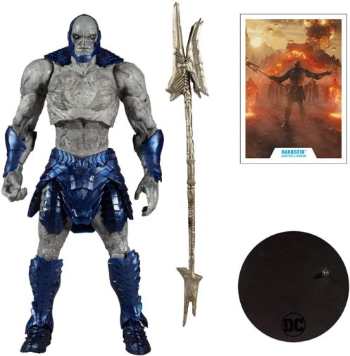 McFarlane Toys - DC Multiverse - Zack Snyders Justice League - Darkseid - 06