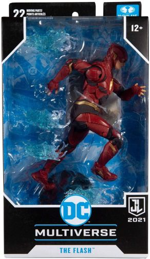 McFarlane Toys - DC Multiverse - Zack Snyders Justice League - The Flash - 07