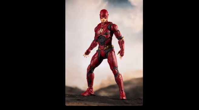 McFarlane Toys - Zack Snyders Justice League - Flash - 01