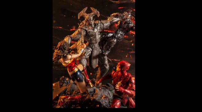 McFarlane Toys - Zack Snyders Justice League - Steppenwolf - 02