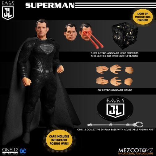 Mezco Toys - Zack Snyders Justice League - Superman - 03