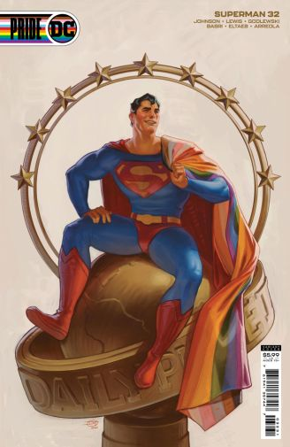 SUPERMAN_Cv32_PRIDE_var_David_Talaski