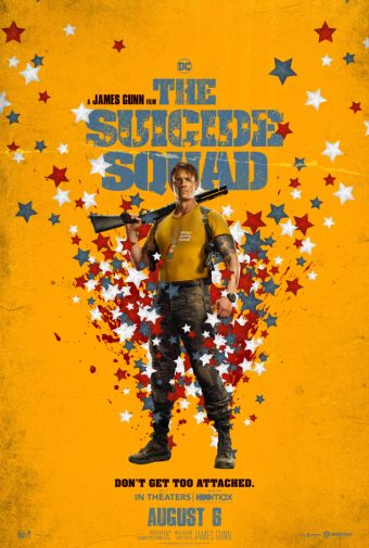 The Suicide Squad - Character Poster - Joel Kinnaman - Rick Flag - 01