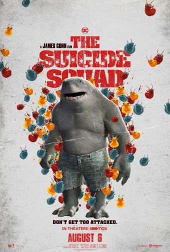 The Suicide Squad - Character Poster - King Shark - 01