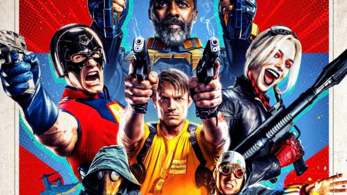 The Suicide Squad - Movie Poster - 02 - Featured - 01