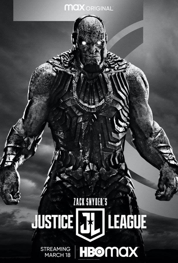 Zack Snyders Justice League - Darkseid Teaser - 01