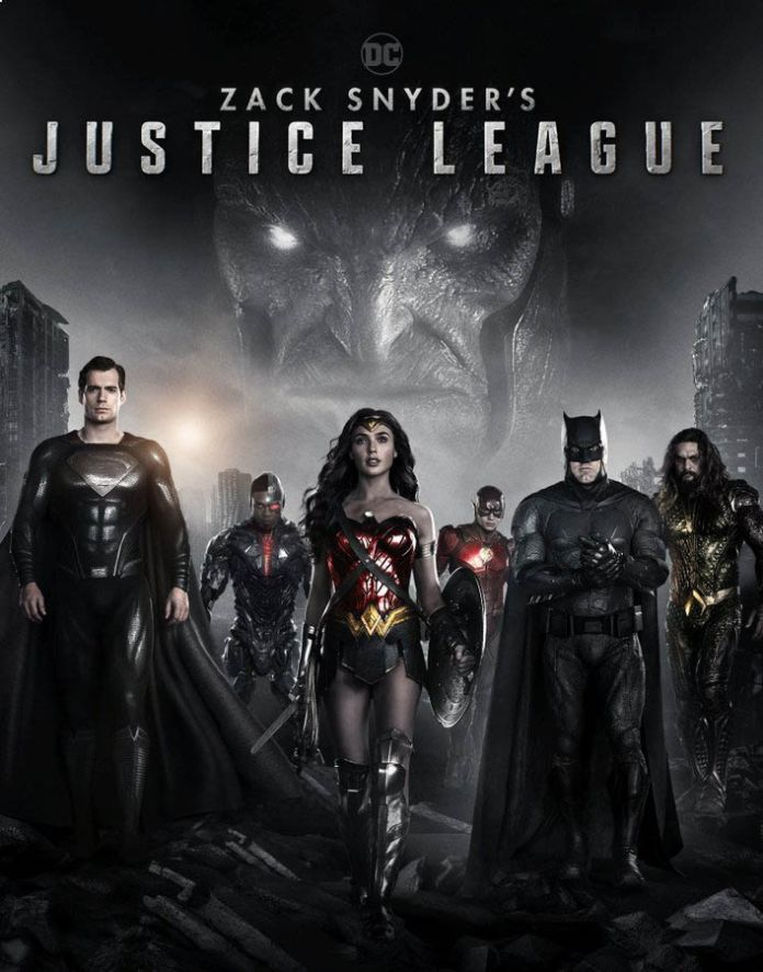 Zack Snyders Justice League - Teaser - 01