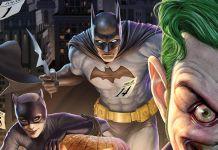 Batman - The Long Halloween - Blu-ray Box - Featured - 01
