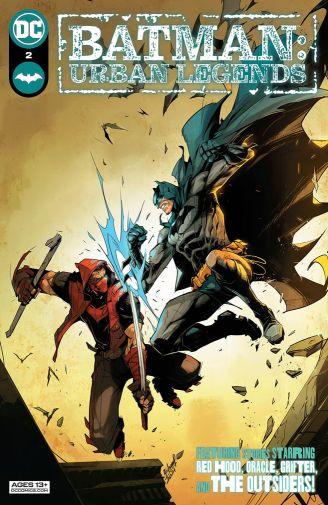 Batman: Urban Legends #2