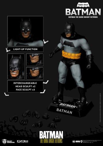 Beast Kingdom - DC - The Dark Knight Returns - DAH - Batman - 11