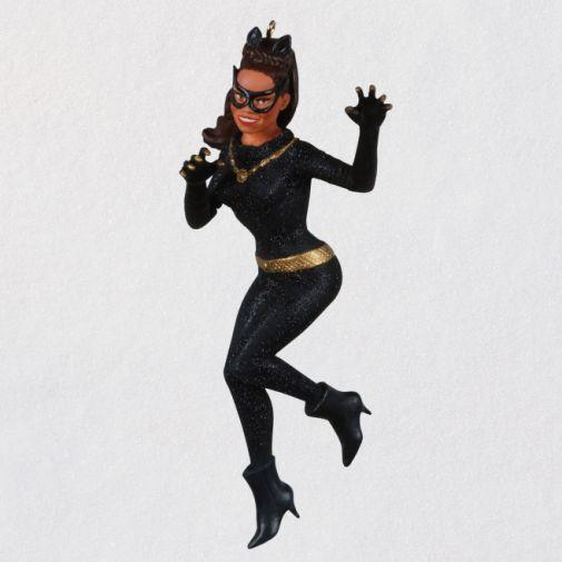 Hallmark - Keepsake Ornaments - 2021 - Batman 1966 - Catwoman - 01