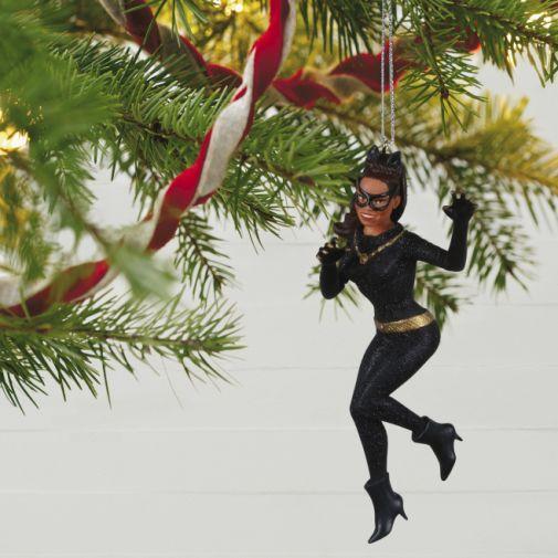 Hallmark - Keepsake Ornaments - 2021 - Batman 1966 - Catwoman - 02