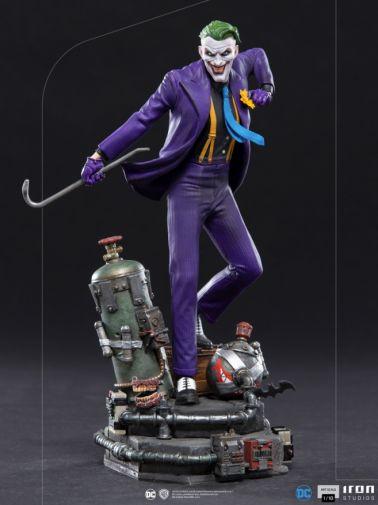 Iron Studios - DC Comics - Joker - Comics - 01