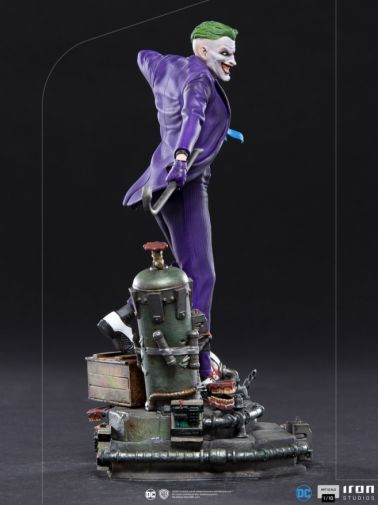 Iron Studios - DC Comics - Joker - Comics - 02