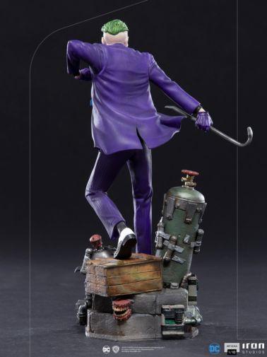 Iron Studios - DC Comics - Joker - Comics - 03