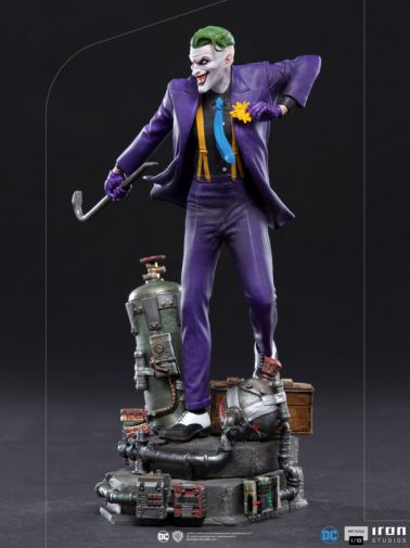 Iron Studios - DC Comics - Joker - Comics - 04