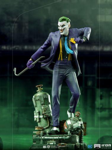 Iron Studios - DC Comics - Joker - Comics - 11