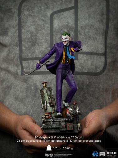 Iron Studios - DC Comics - Joker - Comics - 13