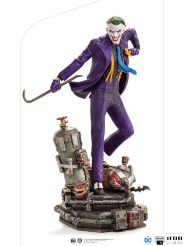 Iron Studios - DC Comics - Joker - Comics - 14