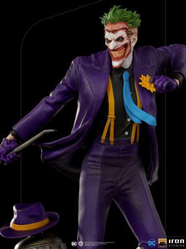 Iron Studios - DC Comics - Joker - Comics - DX - 03