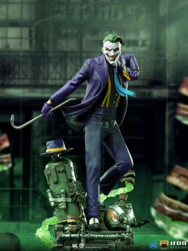 Iron Studios - DC Comics - Joker - Comics - DX - 12