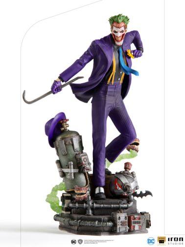 Iron Studios - DC Comics - Joker - Comics - DX - 15