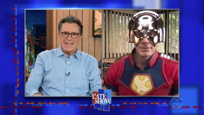 John Cena on The Late Show with Stephen Colbert - Featured - 01