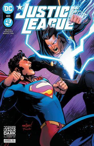 Justice League 60