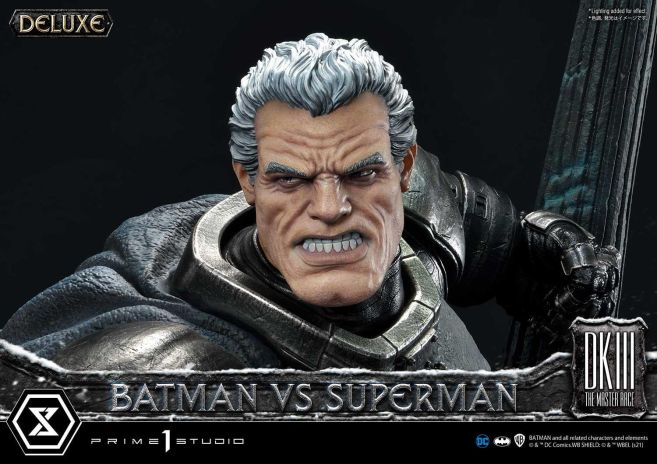 Prime 1 Studio - Batman - The Dark Knight Returns - Batman vs Joker - 10