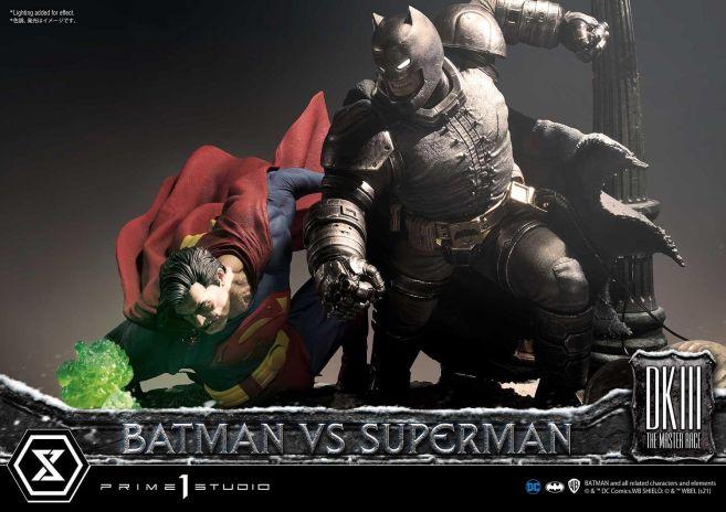Prime 1 Studio - Batman - The Dark Knight Returns - Batman vs Joker - 103