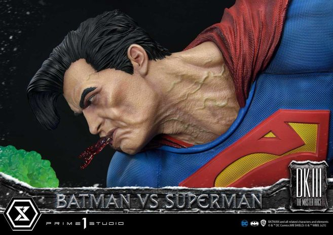 Prime 1 Studio - Batman - The Dark Knight Returns - Batman vs Joker - 21