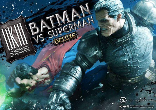 Prime 1 Studio - Batman - The Dark Knight Returns - Batman vs Joker - 31