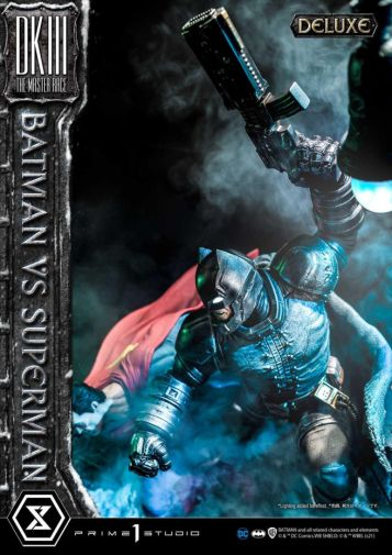 Prime 1 Studio - Batman - The Dark Knight Returns - Batman vs Joker - 48