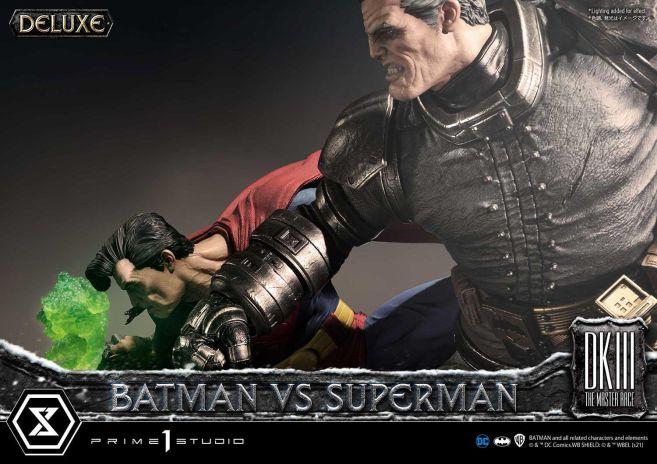 Prime 1 Studio - Batman - The Dark Knight Returns - Batman vs Joker - 74