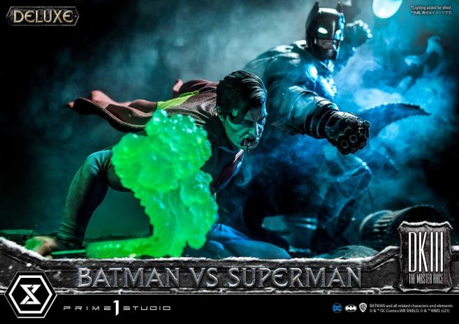 Prime 1 Studio - Batman - The Dark Knight Returns - Batman vs Joker - 77