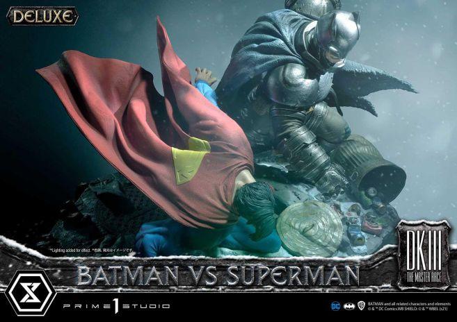 Prime 1 Studio - Batman - The Dark Knight Returns - Batman vs Joker - 78