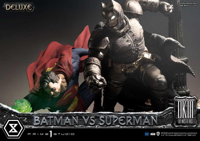 Prime 1 Studio - Batman - The Dark Knight Returns - Batman vs Joker - 80