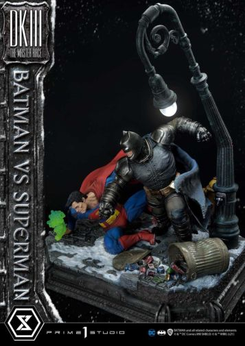 Prime 1 Studio - Batman - The Dark Knight Returns - Batman vs Joker - 89