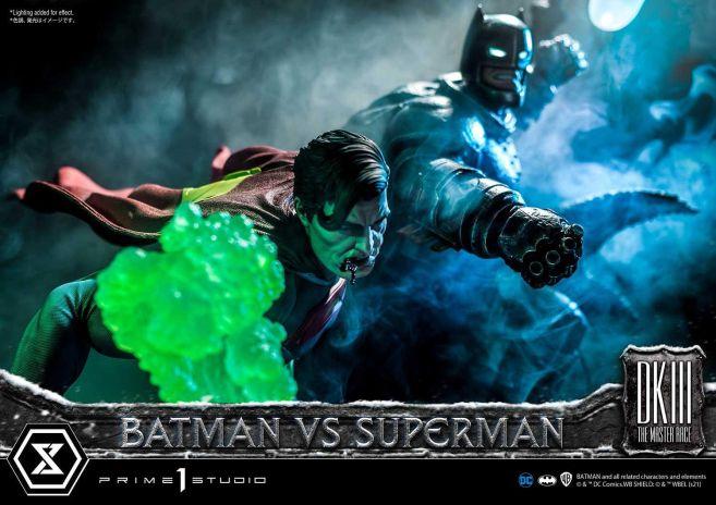 Prime 1 Studio - Batman - The Dark Knight Returns - Batman vs Joker - 94