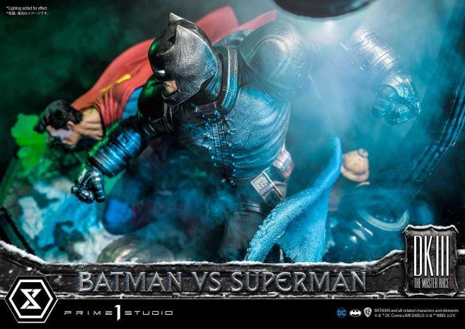 Prime 1 Studio - Batman - The Dark Knight Returns - Batman vs Joker - 95