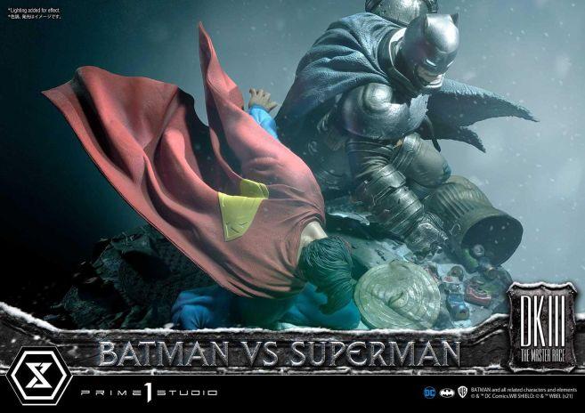 Prime 1 Studio - Batman - The Dark Knight Returns - Batman vs Joker - 97