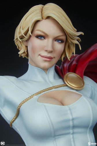 Sideshow - DC - Power Girl Premium Format Figure - 13